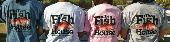 Fish House shirts
