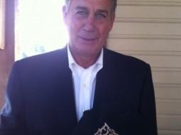 Boehner hat 3