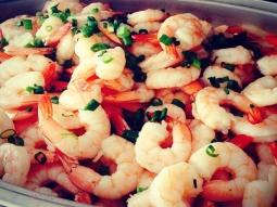 #boiledshrimp #fishhousepensacola #upsideofflorida #downtownpensacola #yum #seafood