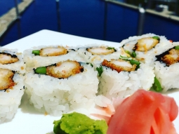 Tonight is HALF-PRICE Sushi Night at Atlas! Come have dinner with us! The guest that orders the: 250th roll will win a $25 gift certificate! #pensagram #fishhousepensacola #sushi #downtownpensacola
