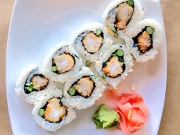 Half price sushi at Atlas TONIGHT! Come get your sushi on!