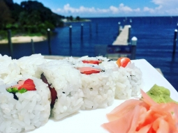 What could make our sushi even better? When we make it HALF-PRICE! Join us tonight at Atlas for HALF-PRICE SUSHI Night! Plus the guest that orders the 250th roll of the night will win a $25 gift certificate!