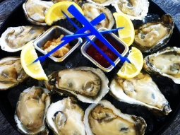 It's Monday Madness at our house!! Oyster Night at Atlas (first dozen raw oysters for only 25 cents each) AND 50 cent draft bud light and Goose Island IPA on The Deck!