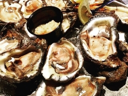 It's Oyster Night at Atlas tonight! Your first dozen raw oysters only 25 cents each!!