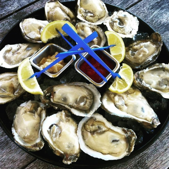 Do you love oysters as much as we do? ? Join us at Atlas for Oyster Night tonight! Your first dozen raw for 25 cents each! #downtownpensacola #oysters #pensacola