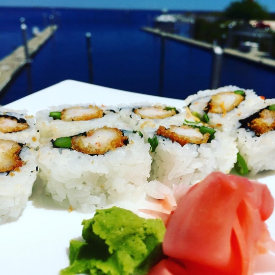 Half-price sushi? Yes, please! Every Tuesday is half-price sushi night at Atlas! Come see us tonight! #downtownpensacola #fishhousepensacola #sushi