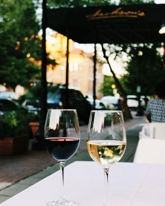 It's Wine Down Wednesday!  Come see us for half off wine on our Governer's list!  #JacksonsSteakhouse
