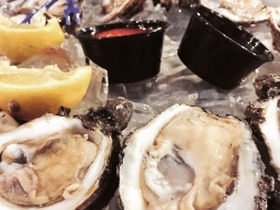 Monday night is Oyster Night at Atlas! Come see us TONIGHT to get your first dozen raw oysters for only 25 cents each!