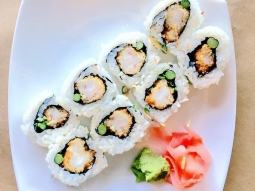 It's Half Price Sushi Night at Atlas tonight!!! Happy Tuesday!