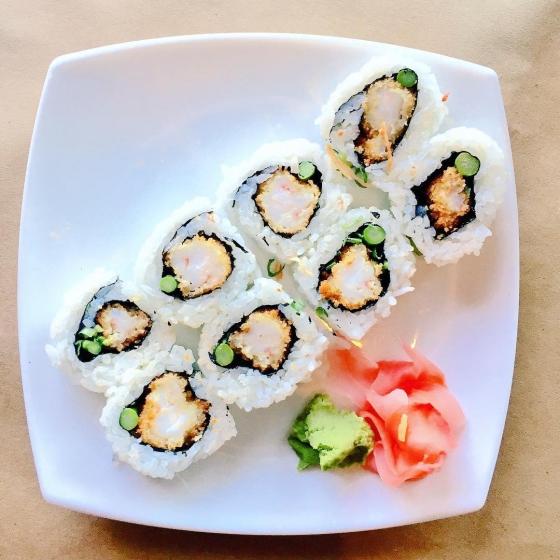 It's Half Price Sushi Night at Atlas tonight!!! Happy Tuesday!