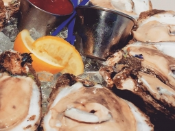 It's Oyster Night at Atlas! Come get your first dozen for only 25 cents each!!! ??