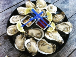 Raise your ?? if you ?? oysters!!!! Then join us for Oyster Night at Atlas tonight! Your first dozen 25 cents each!