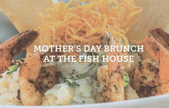 The Fish House Serving Mother's Day Brunch!  The Fish House will be open and serving Mother's Day brunch on Sunday, May 14, from 11:00 a.m. until 3:00 p.m. with dinner service available beginning at 3:00 p.m.  We will be serving from our standard brunch menu, which features a selection of starters, salads, seafood and sandwiches as well as four versions of Eggs Benedict, our world-famous Grits à Ya Ya, and brunch favorites; Cinnamon Raisin French Toast, Classic Monte Cristo and Jack Daniel's Chicken and Waffles. As always, we will be offering bottomless champagne and mimosas for $5 and Bloody Marys for $2.  In addition, Chef de Cuisine Jason Hughes has created a special Mother's Day feature that will be available throughout the day: Salmon Wellington — salmon fillet, caramelized shallots, wild mushroom duxelles, and spinach baked in flaky puff pastry. Served with grilled asparagus and finished with a Dijon and tarragon hollandaise.  Located at 600 South Barracks Street, on the water in Downtown Pensacola, the Fish House, where we have been serving up local food and local traditions for almost two decades, opens at 11:00 a.m. daily with walk-in service. For more information, please call 850-470-0003 or visit us online, www.greatsouthernrestaurants.com.