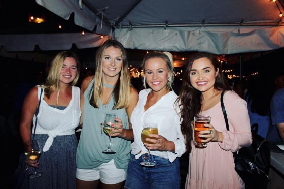 Live music from @continuumsound tonight on The Deck + it's ladies night! Two dollar drinks for ladies all night!!