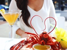It's #MaineLobsterMonday! Enjoy a whole Maine lobster for 19.95!!