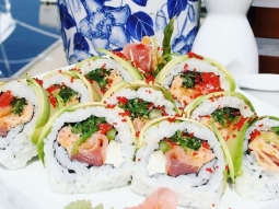 Tuesday Nights = Half Price Sushi at Atlas!! Let's eat. We are ready for you!