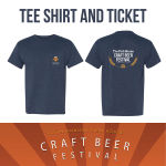 Ticket and Tee Shirt 2-01