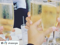 #Repost @ohaiangie with @get_repost ??? #Sundaze = good food, good company, and bottomless mimosas!