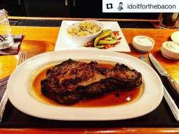 #Repost @idoitforthebacon with @get_repost ??? Tuesday Prime Rib Special for the WIN! #primerib #eater #pensacola #traveldays #work