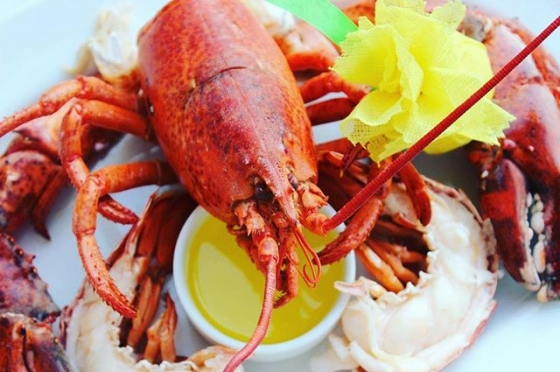 It's Maine Lobster Monday! Be sure to make your reservation tonight! #JacksonsRestaurant