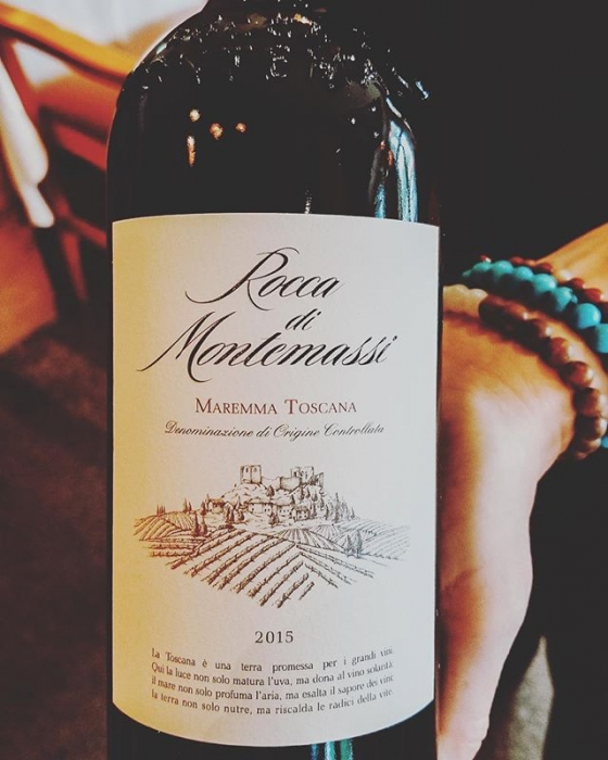 Wine Director, Brooke Parkhurst is bringing a taste of her Italian wine list to Jackson's! This week she is featuring a 2015 Rocca di Montemassi for $45. Available nightly through this Sunday evening.