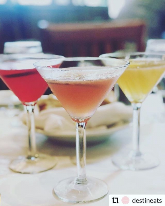 #RepostPlus @destineats - - - - - - Friday Mood! ? Out of Office! ? Martinis at Jackson's Steakhouse! Downtown Pensacola! ?@jacksonsrestaurant