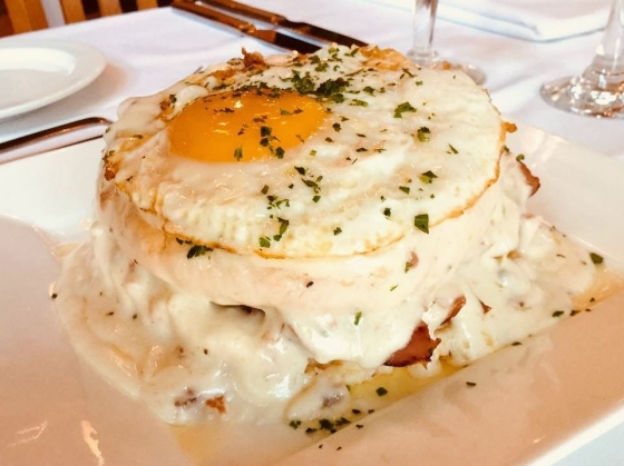 Brunch?! Yes please! Starting today we will be featuring our brand new brunch menu! Come check out our new brunch additions like the #CroqueMadame pictured below! Follow the link attached for full menu details: http://jacksonsrestaurant.com/menus/brunch/
