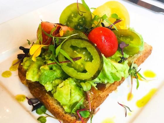 Saturday brunch calls for avocado toast! #SaturdayBrunch #AvocadoToast