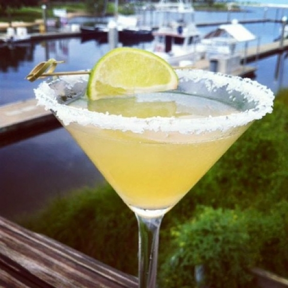 It's ladies night! $2 you-call-it drinks for the ladies all night on the Deck Bar! #drinks #ladiesnight #cheapdrinks #fishhousepensacola #downtownpensacola #margtini #margarita #martini #girlsnightout