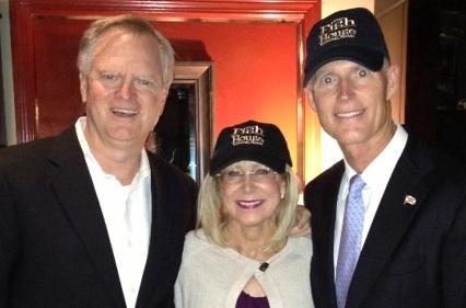 Ann and Governor Rick Scott