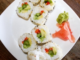 It's half price sushi night tonight at Atlas!!! Come see us for dinner! ?