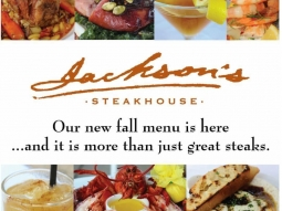 Tonight's the night! Make sure to make your reservation, your new favorite dish is waiting! #JacksonsRestaurant