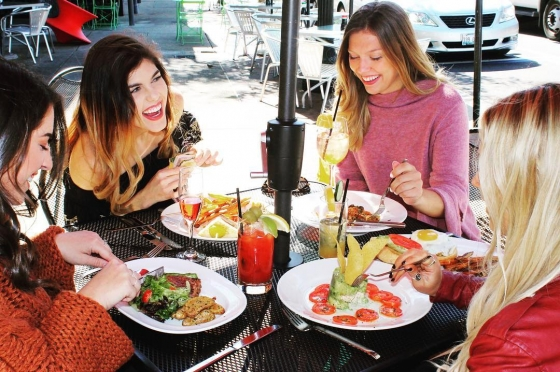 Yes, brunch does make us this happy! Come see us for brunch every Saturday and Sunday from 11am-2pm #brunch #jacksonsrestaurant