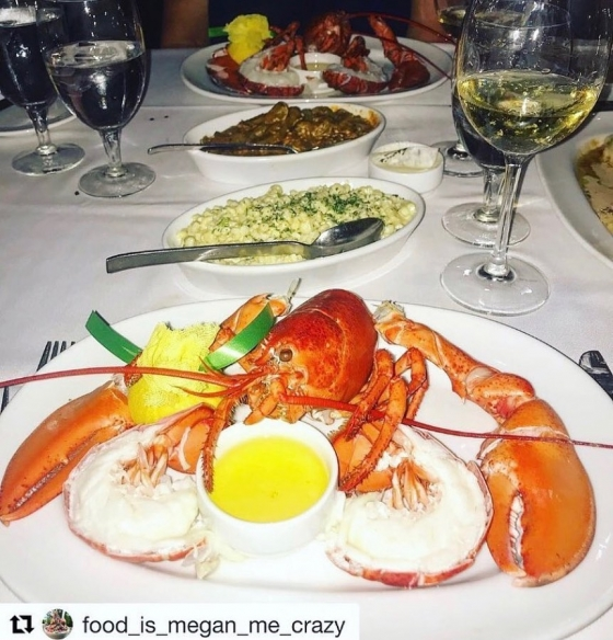 #Repost @food_is_megan_me_crazy ??? #MaineLobsterMonday