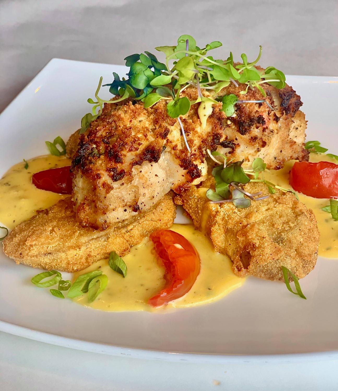 Great Southern Restaurants Crab Stuffed Grouper Great Southern Restaurants